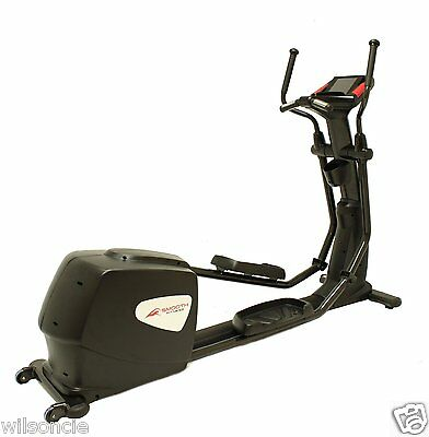 $4500 Smooth Fitness SME-CE-80LC Smooth Elliptical (Black)