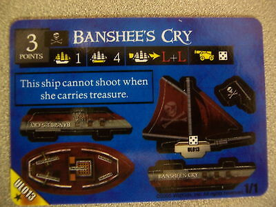 Pirates of the Revolution - Banshees Cry UL013