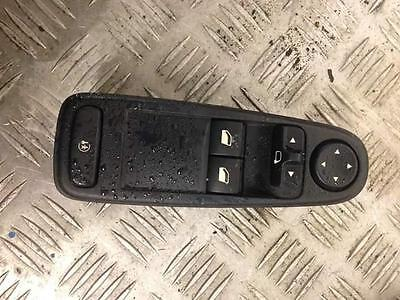 2007 Citroen C4 Grand Picasso 1.8 Drivers Front Window And Wing Mirror Switch