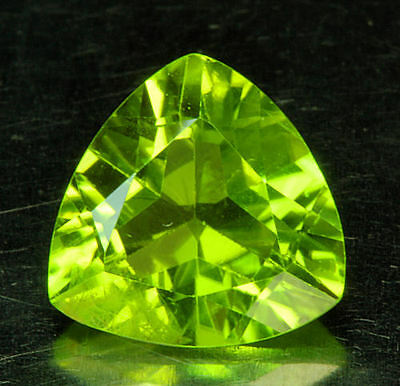 PERIDOT       tolle  Farbe  und Feuer      2,53 ct