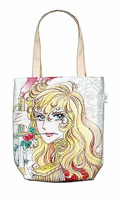 The Rose of Versailles Tote bag Reversible Cosplay F/S from JAPAN