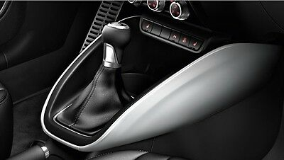 New Genuine Audi A1 Accessory Glacier White Centre Console Trim