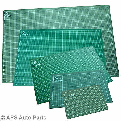 A1 A2 A3 A4 A5 Cutting Mat Size Non Slip Self Healing Printer Grid Craft Design