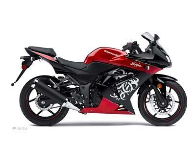 10 2010 Ex250 Ex 250 Ninja 250R New Upper Ebony Fairing
