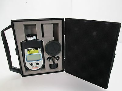 Mitutoyo 982-552 PH-200LC Digital Hand Contact Tachometer Contact/Non Contact