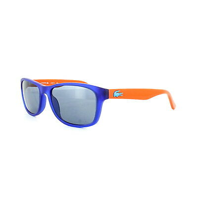 Lacoste Kids Sunglasses L3601S 424 Blue Orange Grey