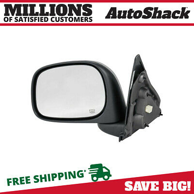 Power Heated Left Driver Side Mirror for a 02-08 Dodge Ram 1500 2500 3500 Truck