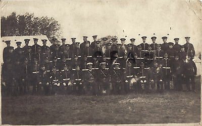 soldier Group Telegraph Company RE Royal Engineers Northumbrian Division Ripon