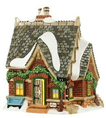Dept 56 Dickens Village Olde Vine Cottage #4044806 BRAND NEW Free Shipping