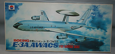 Nitto - Boeing E - 3A.Awacs - U.S. Air Force - 1:100, seltener Bausatz in OVP
