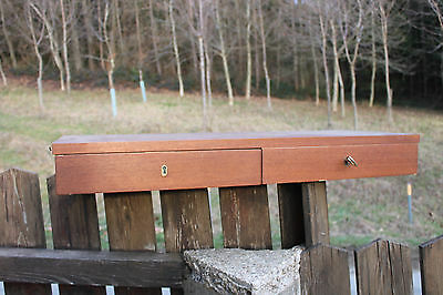 Originally vintage Teak Nisse String shelf with loads, good cond. c1960