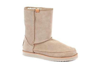 Rip Curl HT'S BOOT Mens Uggies BOOTS Slippers Winter Shoes Rrp $120 - Tan