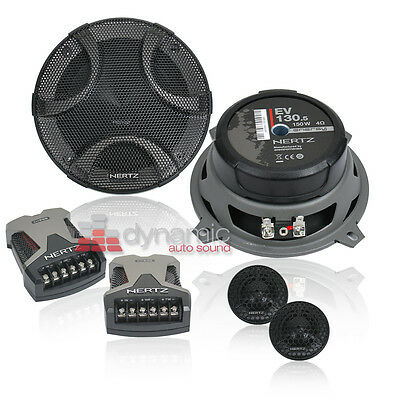 "HERTZ ESK 130.5 5 -1/4"" Energy 2-Way Car Audio Component Speakers System New"