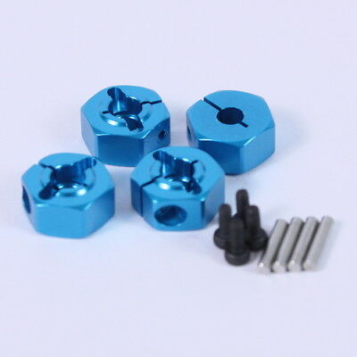 5.0mm Alloy drive Hex clamps to suit Tamiya,HPI 1:10th RC cars Yeah Racing