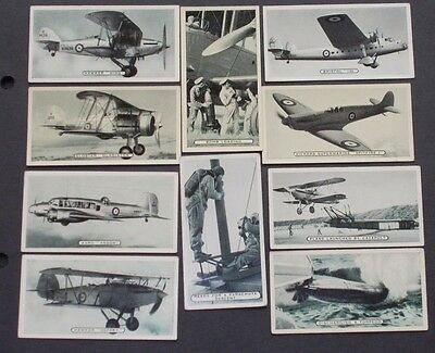 cigarette cards BAT MODERN WARFARE