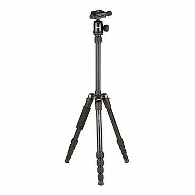 New Kenro Small / Compact Travel Tripod with Ball Head and Case  - Ref KENTR101