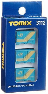 Tomix N Gauge Container 18d 5t 3112 (3)