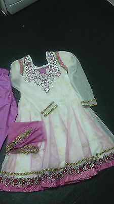 girls salwar kameez anarkali dress size 30