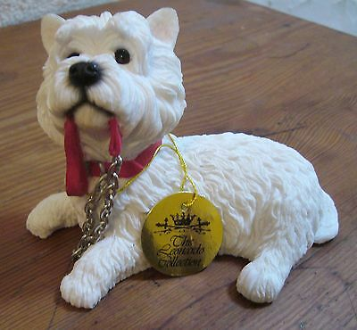 WESTIE WEST HIGHLAND TERRIER WALKIES by LEONARDO Collection  2002