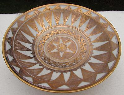 Superb Mary Rich Studio Pottery Conical Bowl