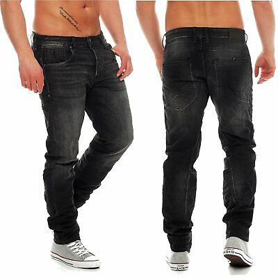JACK & JONES Herren JEANS Mike Iron Jos 314 Comfort Fit Hose