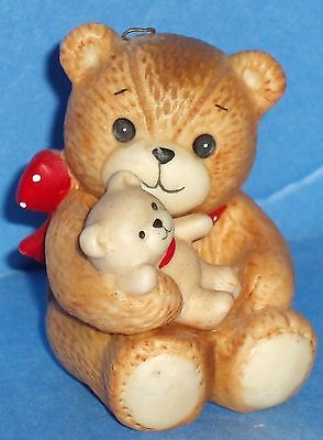 Vintage Enesco 1983 Lucy and Me Bear Ornament