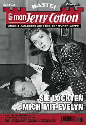 Jerry Cotton Classic Nr. 236 ***Zustand 1-2***