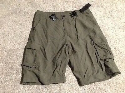 BSA Relaxed Medium Shorts Zipper Pants Not Included!  EUC Boy Scouts Of America
