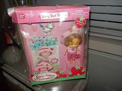 STRAWBERRY SHORTCAKE Berry Best Friends Sweet Spring With Pupcake