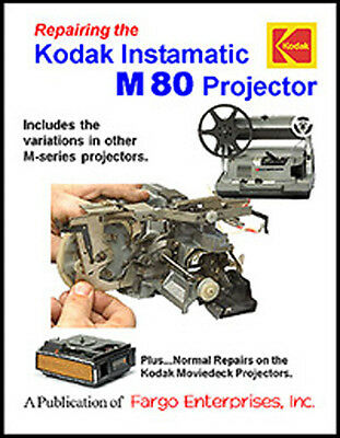 Kodak M80 Projector Repair Manual