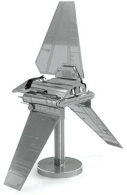 "Fascinations ""Metal Earth"" Star Wars Imperial Shuttle 3D Metal Model Kit -MMS259"