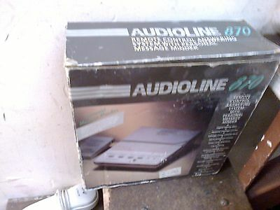 Audioline 870 Remote Control Answering System - (R5)