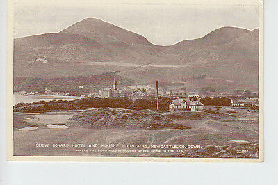 Slieve Donard Hotel & Mourne Mountains, Newcastle, Co. Down