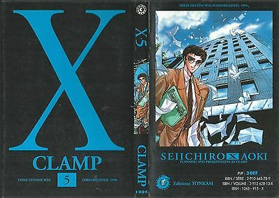 X Vol.5.Clamp. Tonkam