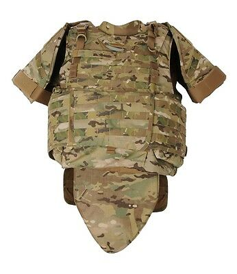 US ARMY IOTV IMPROVED OUTER TACTICAL VEST Kevlar Weste OCP MULTICAM Medium