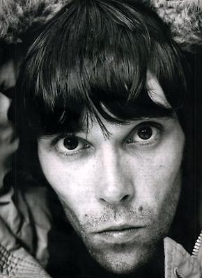 IAN BROWN The Stone Roses - Magazine Picture / Photo Cutting - RARE