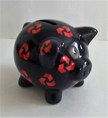 Collectable Vintage NatWest Piggy Bank Money Box with the Read NatWest Logo