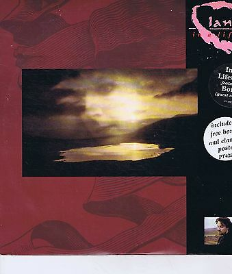 """Clannad featuring Bono In A Lifetime 12"""" RCA PT42874 UK/1989 includes poster"""