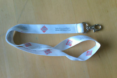 3 x LANYARDS from BAHRAIN INTERNATIONAL CIRCUIT - F1 A1 GP RALLY ENDURANCE Etc