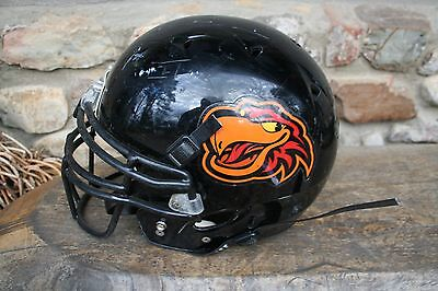2009 Albany Firebirds Arena Football League Game Used Worn Helmet DEFUNCT