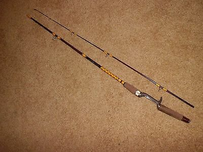 Vintage Ted Williams Tournament Model 779.30179 Spincasting 6-1/2' Rod- USA