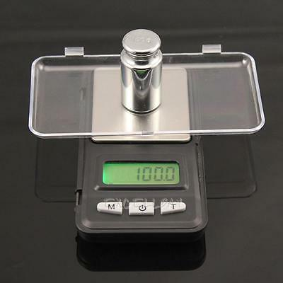 Digital LCD Mini Balance Weight Pocket Gram Jewelry Diamond Scale 0.01g / 200g