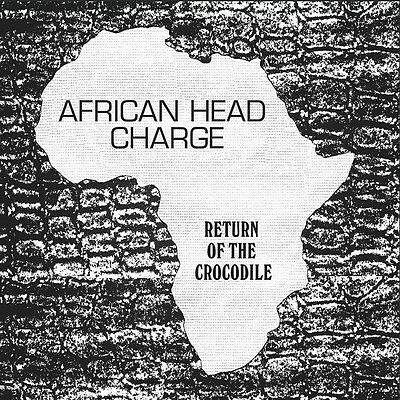 AFRICAN HEAD CHARGE Return of the Crocodile LP ONULP133 On U Sherwood NEW SEALED