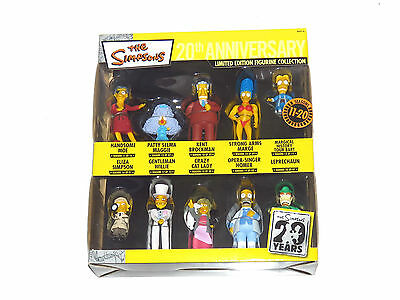The Simpsons 20 th Anniversary Season Limited Edition Box Figure Part.2