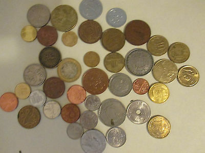 FOREIGN COIN selection (over 50)