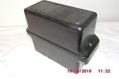Vintage Telephone Battery Box 2/wk4 S.S.-39