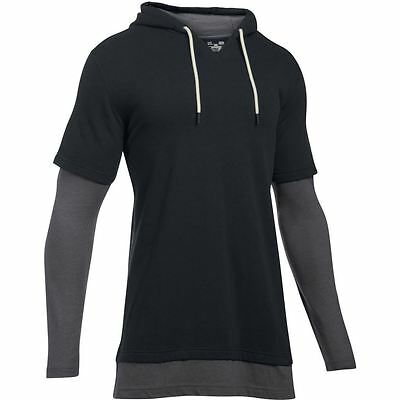 Under Armour 2017 Coldgear Ali 2 for 1 Hoody Mens Sports Charged Cotton Hoodie
