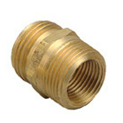 Orbit Brass Hose to Hose Connector Fitting, Water & Garden Hose Adapters