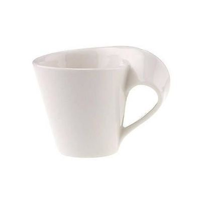 Villeroy and Boch NewWave White Espresso Cup 0.08L (Cup Only)