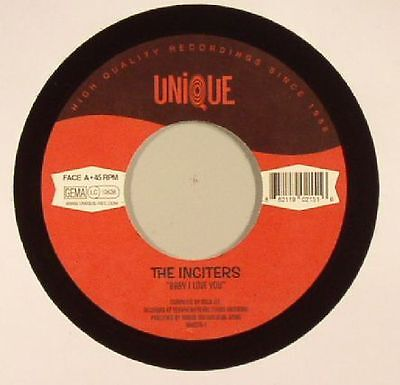 """INCITERS, The - Baby I Love You - Vinyl (7"""")"""
